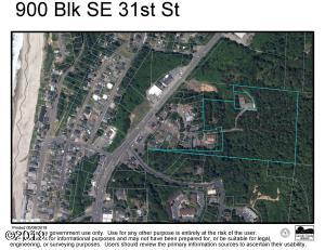 900 BLK SE 31st Street, Lincoln City, OR 97367 - Surveyors Aerial Map