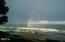 8986 Nw Grandview Street, Seal Rock, OR 97376 - View of Rainbow off of Deck