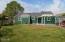 1078 NE Benton St, Newport, OR 97365 - Rear of home