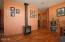 1078 NE Benton St, Newport, OR 97365 - Living room with Gas Stove