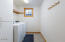 5700 Barefoot Lane, Pacific City, OR 97135 - Laundry room