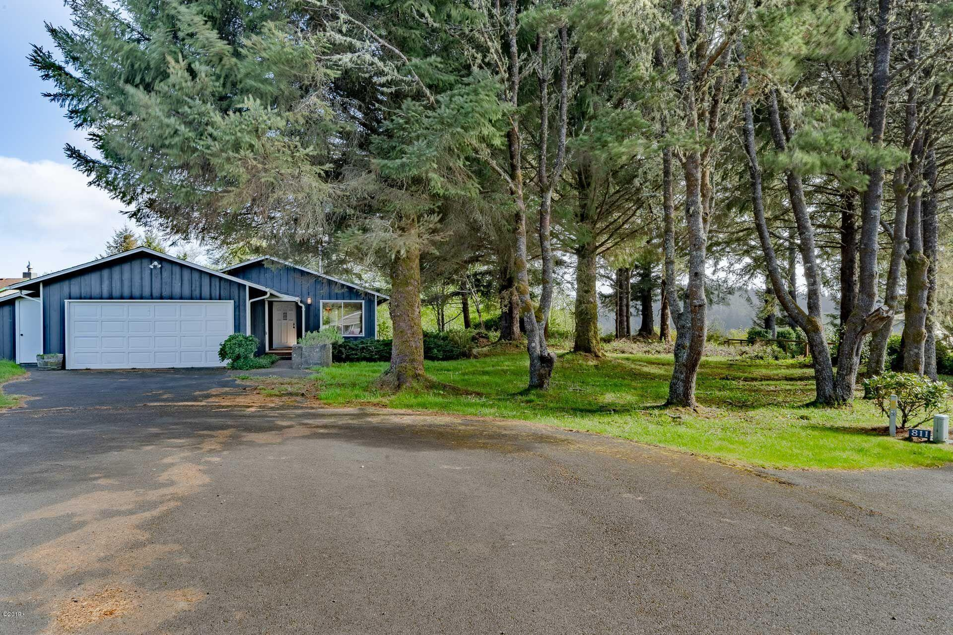 799+ Estate Place NW, Seal Rock, OR 97376 - Park Like Setting