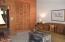 301 Otter Crest Dr, #260-1, 1/12th Share, Otter Rock, OR 97369 - Loft bedroom or den