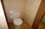 380 NE Grant Street, Waldport, OR 97394 - Guest bath