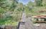 4358 NE East Devils Lake Rd, Otis, OR 97368 - Garden Area