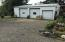 75 N Durette Dr, Otis, OR 97368 - 3 stall Garage/shop