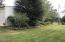 75 N Durette Dr, Otis, OR 97368 - Side yard