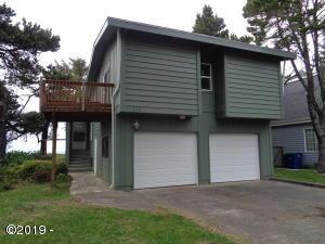 235 SW Cliff St, Depoe Bay, OR 97341 - Street Elevation