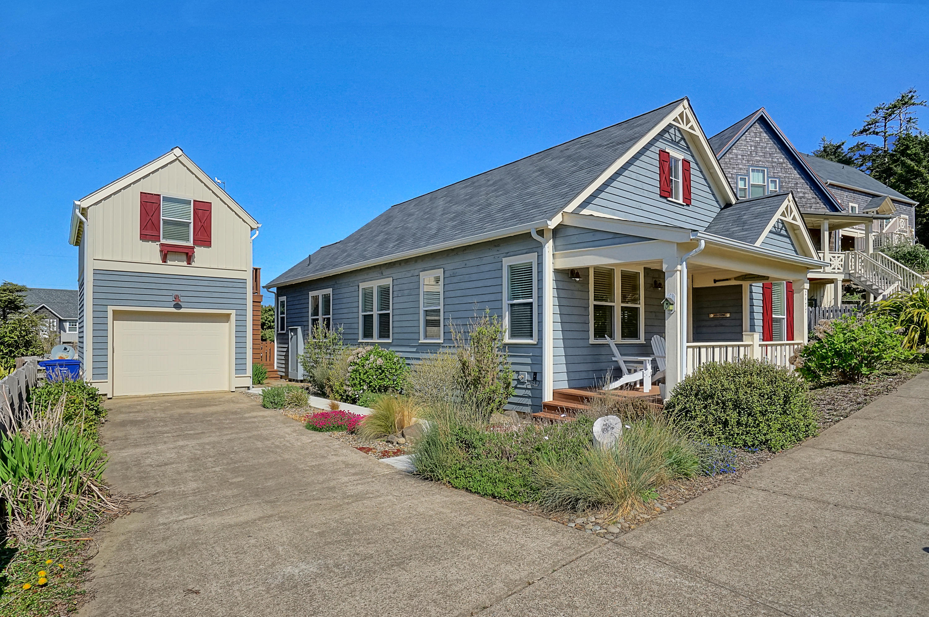 2477 SW Anemone Ave, Lincoln City, OR 97367 - Olivia Beach Cottage Home