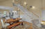 2477 SW Anemone Ave, Lincoln City, OR 97367 - Staircase