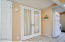 6824 SW Fleet Ave, Lincoln City, OR 97367 - French Doors to Bedroom