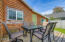 6824 SW Fleet Ave, Lincoln City, OR 97367 - Back Deck