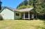 584 E Buck Creek Rd, Tidewater, OR 97390 - Back of home facing creek