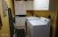 1757 N Doris Ln, Otis, OR 97368 - Main house laundry room
