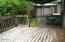 1757 N Doris Ln, Otis, OR 97368 - Deck with creek frontage