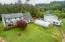 535 SW Wakonda Beach Rd, Waldport, OR 97394 - Aerial Rear 1