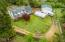 535 SW Wakonda Beach Rd, Waldport, OR 97394 - Aerial Rear 2