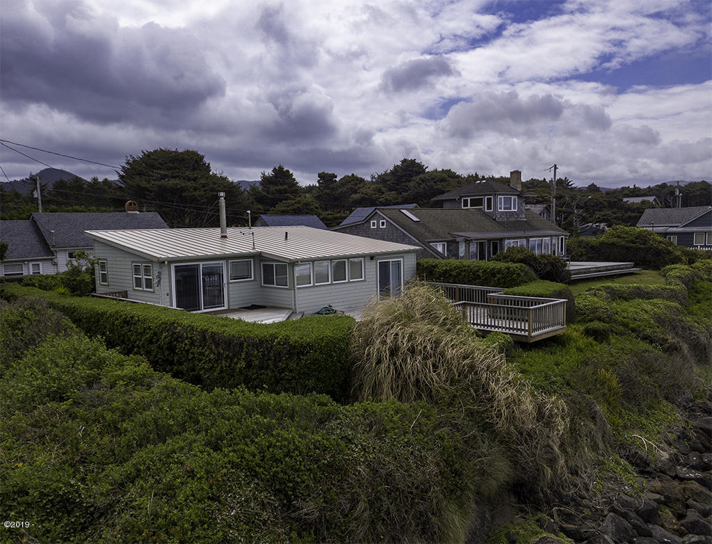 6959 NW Finisterre Ave, Yachats, OR 97498 - Finisterre aerial view