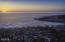 122 Reeves Circle, Yachats, OR 97498 - Aerial view at sunset