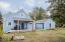 6210 SW Jetty Ave., Lincoln City, OR 97367 - Covered Porch & Yard