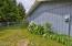 960 SE Ball Blvd, Waldport, OR 97394 - Side Yard