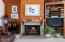 554 Fairway Dr, Gleneden Beach, OR 97388 - Gas Fireplace