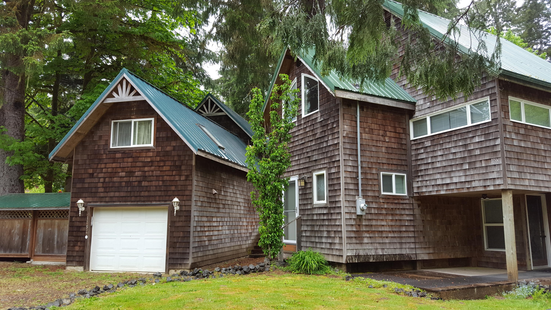 1757 N Doris Ln, Otis, OR 97368 - Front of Property