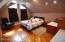 1757 N Doris Ln, Otis, OR 97368 - Bedroom in cabin