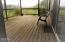 468 NE East Slope Rd, Toledo, OR 97391 - Covered deck