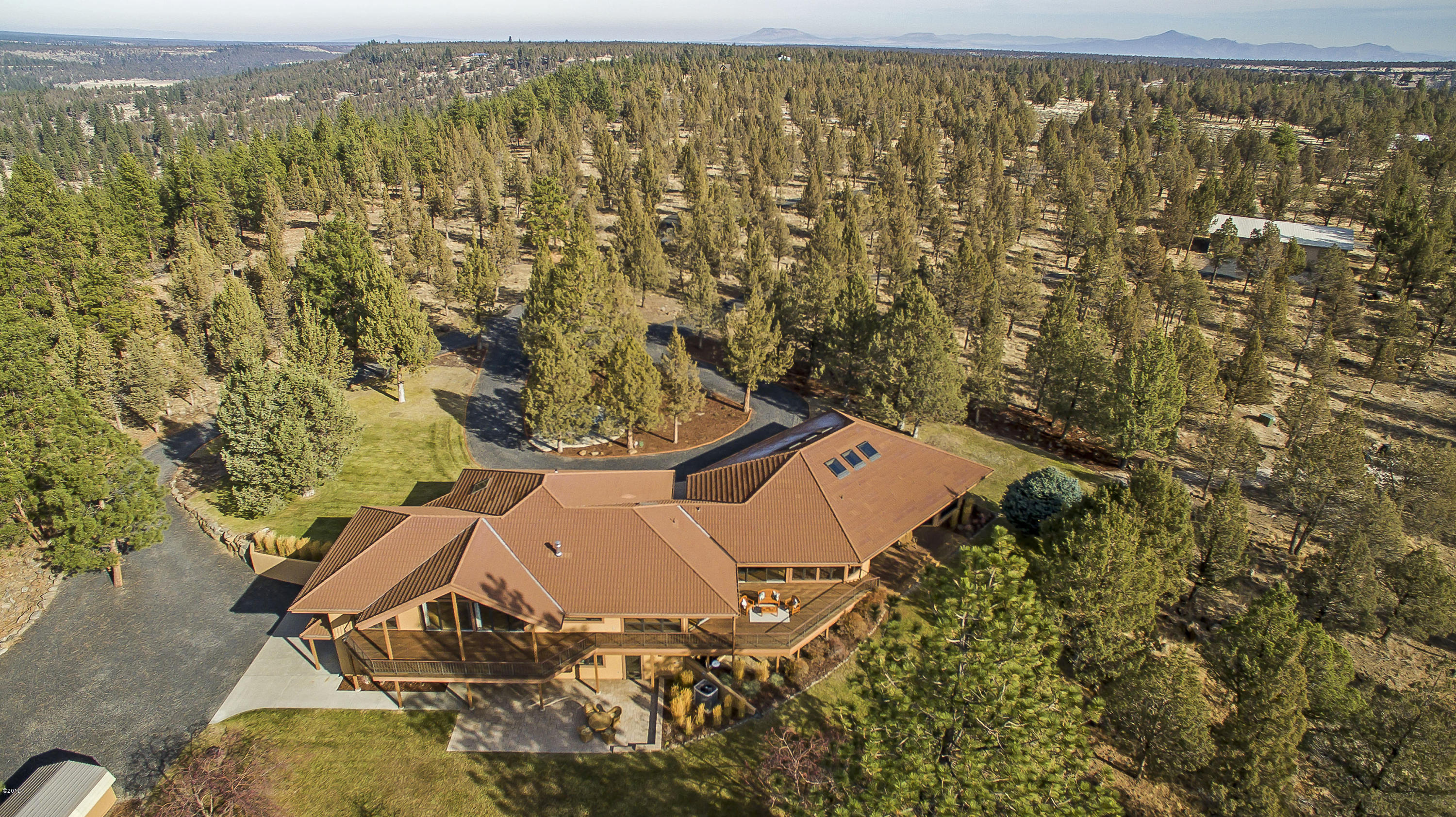 17900 Mountain View Rd, Sisters, OR 97759 - Aerial