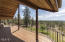 17900 Mountain View Rd, Sisters, OR 97759 - Overhang/Deck