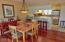 96 NW 33rd Pl, C, Newport, OR 97365 - Dining and Kitchen