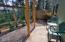 96 NW 33rd Pl, C, Newport, OR 97365 - Patio and yard