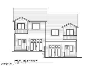 T/L600/602 N 9th, St. Helens, OR 97051 - T-L 600-602 N 9th Townhouse Sketch