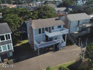 539 SW Ebb Avenue, Lincoln City, OR 97367 - West Side Aerial
