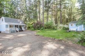 40 N New Bridge Ct, Otis, OR 97368 - Front Exterior