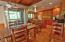 1435 NE Wagon Rd, Toledo, OR 97391 - Dining and Kitchen