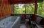 1435 NE Wagon Rd, Toledo, OR 97391 - Covered Hot Tub