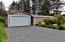 54 NE Starr Creek Dr, Yachats, OR 97498 - Driveway View