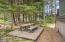 1150 SW Walking Wood, Depoe Bay, OR 97341 - Right Side Yard