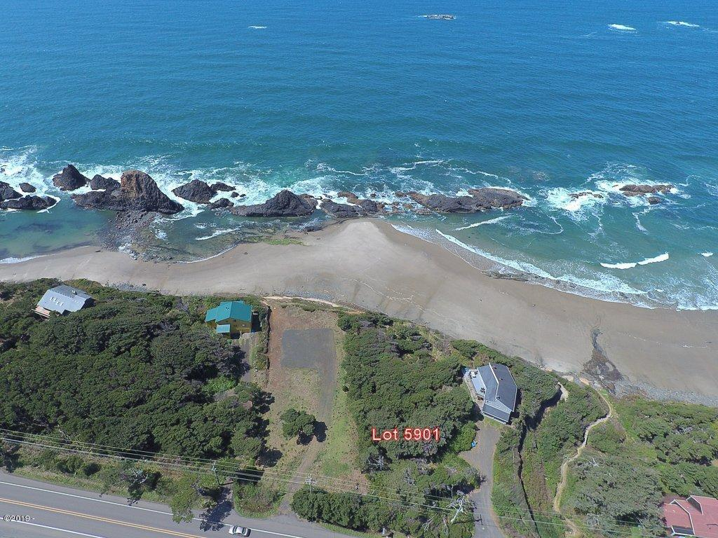 10330 NW Pacific Coast Hwy (approx), Seal Rock, OR 97376 - Lot 5901