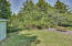 420 SW Overlook Dr, Waldport, OR 97394 - Backyard