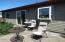 1905 NW Mackey St, Waldport, OR 97394 - Rear Concrete Patio