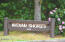 1160 NE West Lagoon Dr, Lincoln City, OR 97367 - Roadside Signage