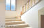 1160 NE West Lagoon Dr, Lincoln City, OR 97367 - Stairs