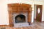 3827 Yaquina Bay Rd, Newport, OR 97365 - living room fireplace