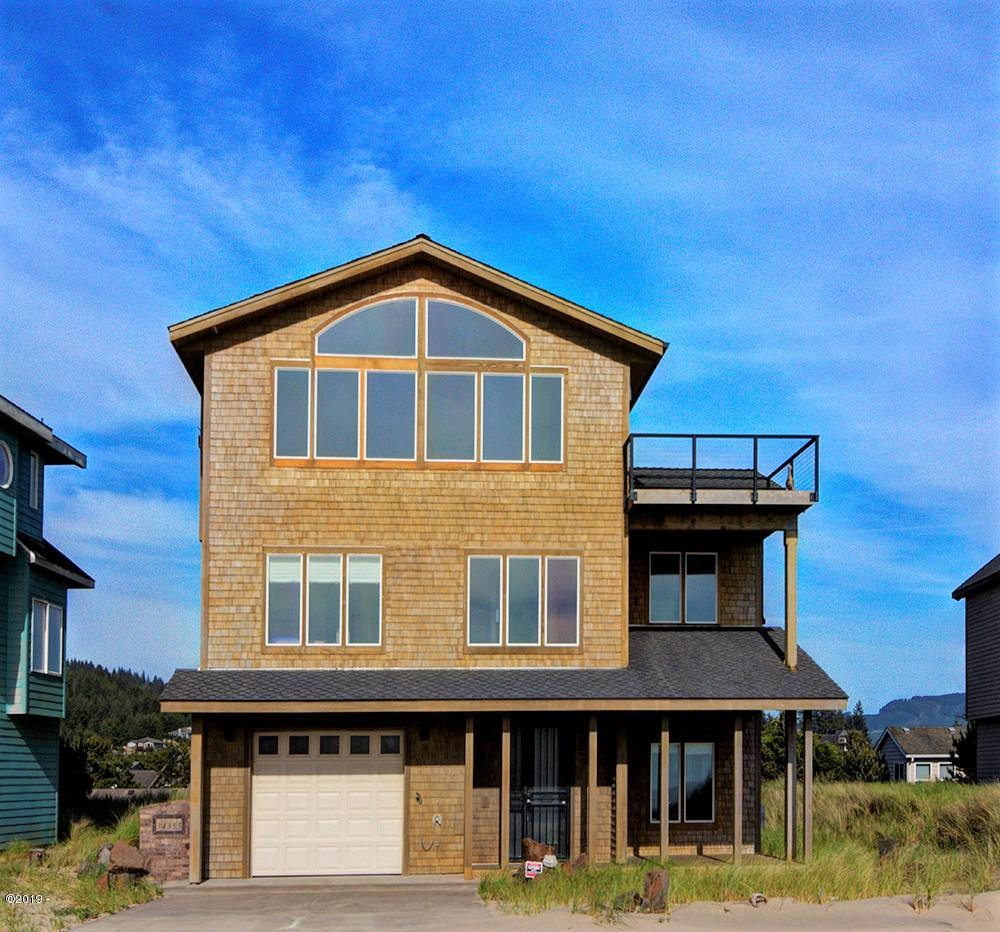 34355 Ocean Drive, Pacific City, OR 97135 - Front