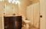 5293 NE Wave Lane, Lincoln City, OR 97367 - Guest Bath