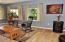 2295 SE Merten Dr, Waldport, OR 97394 - Breakfast Bar/ Living Room