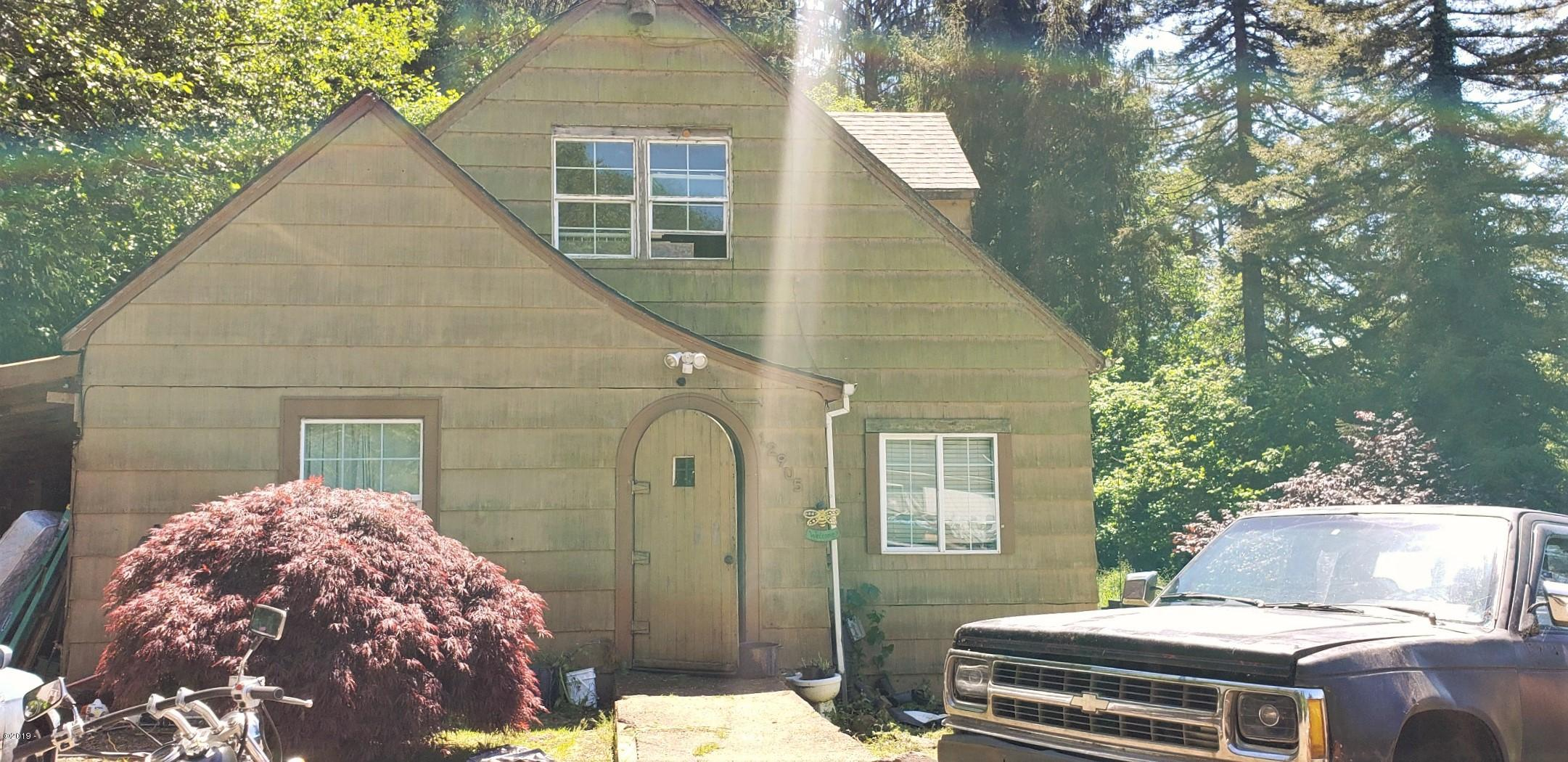12905 Mill Rd, Cloverdale, OR 97112 - Front